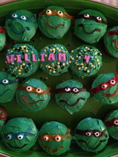 William's 4th birthday 2015