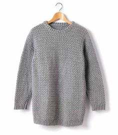 Child's Crochet Crew Neck Pullover in Caron Simply Soft - Downloadable PDF. Discover more patterns by Caron at LoveKnitting. The world's largest range of knitting supplies - we stock patterns, yarn, needles and books from all of your favourite brands.