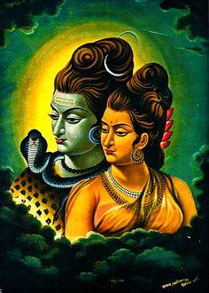 Shiva Parvati Images, Hanuman Images, Mahakal Shiva, Shiva Art, Lord Krishna Images, Hindu Art, Lord Shiva Pics, Lord Shiva Family, Lord Shiva Sketch