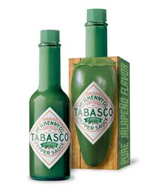 "Really nice work by John Harrell in Texas for McIlHenny Co. Yeah that's right! They're not ""Tabasco Co."" you know!"