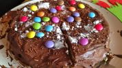 Biscuit cake (Tarta de galletas)