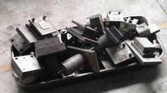 AjustLock product molds (dies). — in Ningbo, Zhejiang, China.