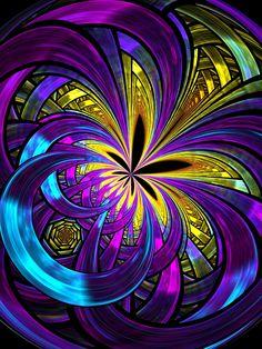 40 Mesmerizing Fractal Art Pictures for Art Lovers - Fractal Design, Fractal Images, Fractal Art, Psychedelic Art, Kaleidoscope Art, Mandala Bleu, Sacred Geometry, Lovers Art, Art Pictures