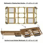 Multinautic Floating Dock Kit 19217 at The Home Depot - Mobile