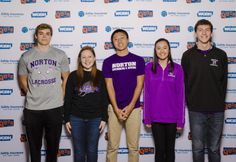 """NORTON - Norton High School is among schools from across the state to have teams competing in the Top 16 of WGBH's """"High School Quiz Show."""""""