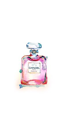 Chanel perfume bottle ★ Find more fashionable wallpapers for your #iPhone + #Android @prettywallpaper / https://www.pinterest.com/prettywallpaper