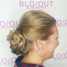 December is all about the updos!