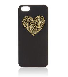 Harrods Harrods Heart iPhone 5 Case