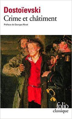 Amazon.fr - Crime et châtiment - Fedor Mikhaïlovitch Dostoïevski, Georges Nivat, D. Ergaz, Vladimir Pozner - Livres
