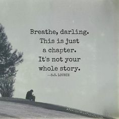 Anxiety quotes can be a helpful way to put fears into perspective. Read these for a reminder that your overthinking and compulsive worrying won't last forever Informations About 18 anxiety quotes tha Motivacional Quotes, True Quotes, Great Quotes, Words Quotes, Quotes To Live By, Uplifting Quotes, Calm Quotes, Just Breathe Quotes, Wisdom Quotes