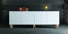 SUPERFRONT - upgrade ikea cabinets with these doors, legs and drawer pulls designed for ikea's besta line.