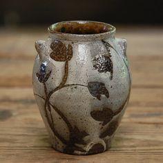 "Kline Pottery:  3 1/2"" x 2"" - I Love small pots!"