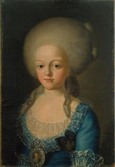 Princess Carlota Joaquina (1775-1830), painted by Torni - National Museum of Soares dos Reis