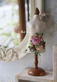preserved flower http://rozicdiary.exblog.jp/22979989/
