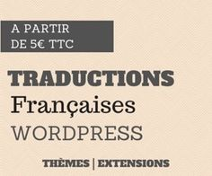 30% de remise sur vos traductions WordPress à partir de 24€ d'achats sur WP Traduction