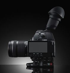 Hot news! Canon EOS C100 Mark II - revolutionary or evolutionary? - http://blog.planet5d.com/2014/10/hot-news-canon-eos-c100-mark-ii-revolutionary-or-evolutionary/