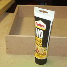 If you have ever filled a screw hole with wood filler, and especially in SupaWood / MDF,  you will know that the wood filler cracks or even falls out. Here's a quick tip to ensure holes stay filled and prevent cracks.