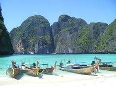 Thailand - so excited to go this summer