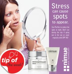 Health and Skin Care Products  www.nimueskin.com  www.facebook.com/NimueSkin Skin Tips, Cornwall, Round Sunglasses, Skincare, Technology, Facebook, Health, Creative, Products