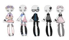 +Custom outfit batch+ by Hunibi