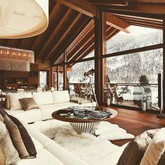 Choose among the list of luxury chalet and ski holiday resorts. www.luxurysqft.com #holidays #resort #chalet