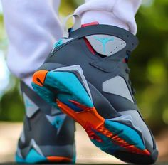"Air Jordan 7 ""Barcelona Nights"" hip hop instrumentals updated daily => http://www.beatzbylekz.ca"