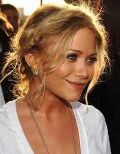 Mary Kate Olsen - love her.