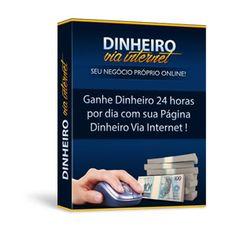 Ganhar Dinheiro com Página Automática de Vendas - Imagina só, você adquirir uma página web (Dinheiro Via Internet) que vai gerar pra você renda extra imediato e colocar dinheiro no seu bolso todos os dias