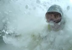 Surf, free ski, snowboard, kajak segment z film INTO the MIND