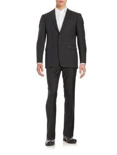 CALVIN KLEIN Two-Piece Suit Set. #calvinklein #cloth #set