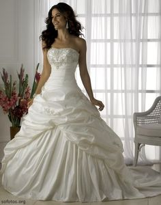 Vestido de Noiva. Wedding Dress. Noiva. Bride.