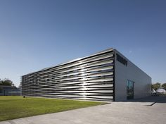 Gallery of Trumpf Poland Technology Center / Barkow Leibinger - 9