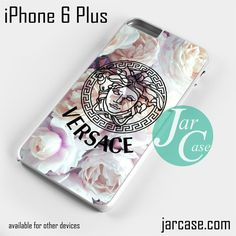 Versace Flower Arrt Phone case for iPhone 6 Plus and other iPhone devices