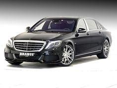 Brabus Mercedes-Maybach de 900 cv