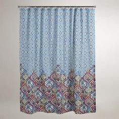 Moroccan Shower Curtain | World Market