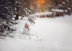 KIDS AND SNOW PORTRAITS - Google Search