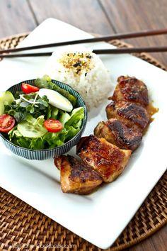 Chicken Teriyaki チキン照り焼き | Easy Japanese Recipes at JustOneCookbook.com