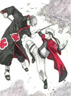 Naruto Shippuden - Naruto x Pain