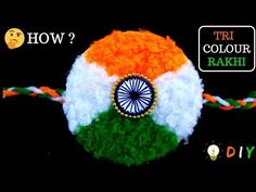 Today we are going to show you Indian Tricolour Rakhi Images On Independence Day, Independence Day India, Competitions For Kids, Rakhi Making, Handmade Rakhi, Rakhi Design, Craft Projects For Kids, Craft Ideas, Republic Day