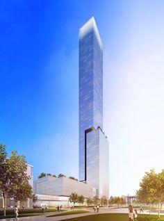 MINNEAPOLIS | Nicollet Gateway | 274m | 900ft | 80 fl | Pro - SkyscraperCity