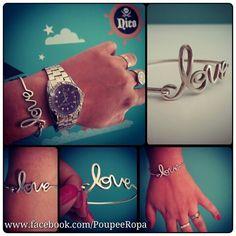 Love Bracelet of Silver