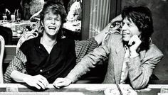 Bowie & Jagger