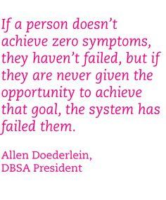 DBSA Target Zero - Depression and Bipolar Support Alliance