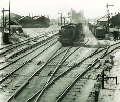 Dock Railways (3) - PLA internal railway