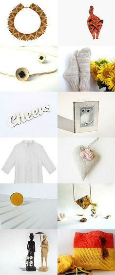One Sunny Afternoon by Miwa Kitani on Etsy--Pinned with TreasuryPin.com
