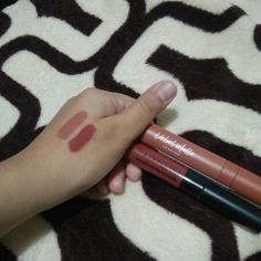 Beauty Care, Beauty Makeup, Lip Cream, Healthy Skin Care, Girl Things, Face And Body, Body Care, Swatch, Makeup Looks