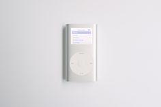 iPod Mini designed by Apple