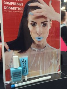 Pool Boy collection at OCCmakeup.com - now in stores for their 2014 Spring campaign, 'Plastic Passion.'  OCCmakeup.com
