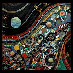 Mosaic Artists Gallery Photos of Hotel, Restaurant and Office Mosaic Art - Showcase Mosaics