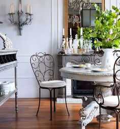 The secret to decorating the French way